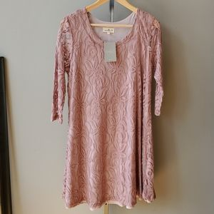 Anthropologie Dresses - NWT Puella Amare Swing Lace Dress